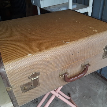 another old suitcase - Bags