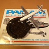 Vintage PAN AM Ashtray Circa 1950