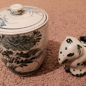 Chinese? Japanese? Porcelain Ceramics  - China and Dinnerware