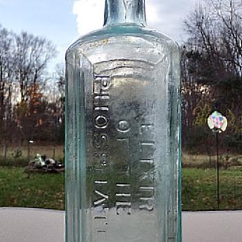 Phosphates Medicine  - Bottles