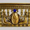 Vintage Egyptian Revival Brooch.