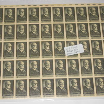 Stamps 4 cent