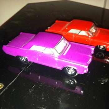Pontiacs by Matchbox...  - Model Cars