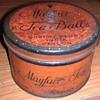 Mayfair Tea Balls Tin