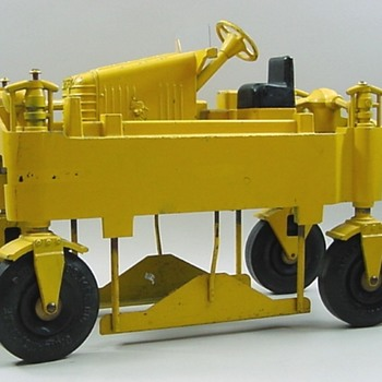 Hyster Lumber Carrier Large Version