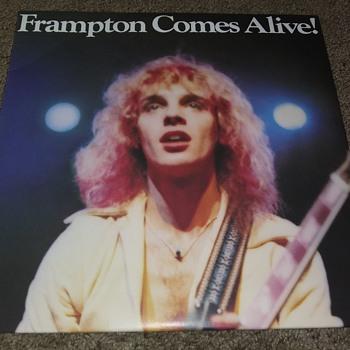 MR. PETER FRAMPTON...ON DOUBLE 33 1/3 RPM VINYL - Records