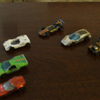 Hot Wheels Redlines - Model Cars