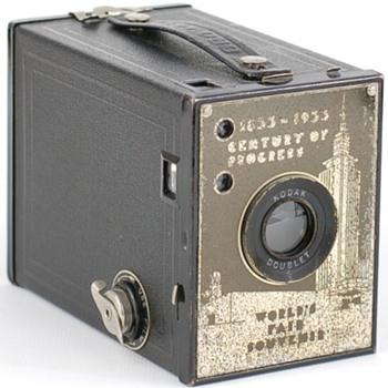 Century of Progress (No.2 Brownie Special) - Cameras