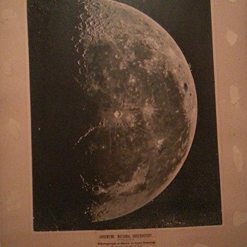 B A Gould Moon Photos - Photographs