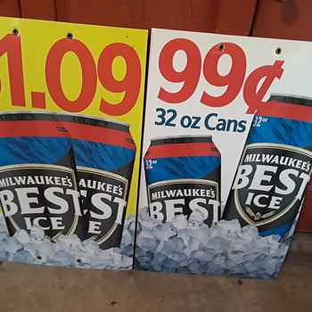 MILWAUKEE'S BEST ICE got cheaper...?? - Breweriana