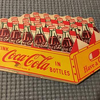1950's Coca-Cola Bottling Plant Souvenir - Coca-Cola