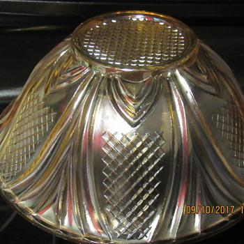 Carnival Glass?