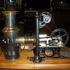 Ernst Plank toy 1900 hot air engine