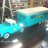 1950's Nylint truck and Trailer