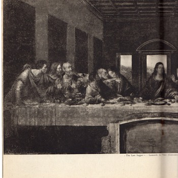 THE LAST SUPPER - Posters and Prints