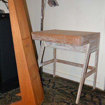 Danish Modern Functional Sculpture Folding Chair - Mid-Century Modern