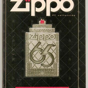 """""""Zippo"""" - 1997 Collectors Guide - Tobacciana"""