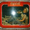 1940 Coca-Cola Tray