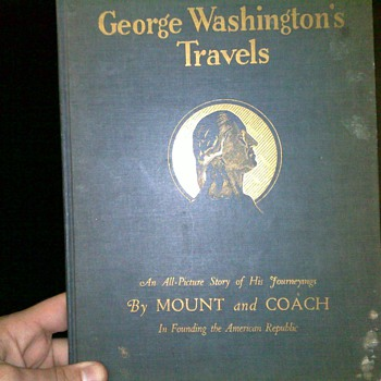 George Washington's Travels - Books