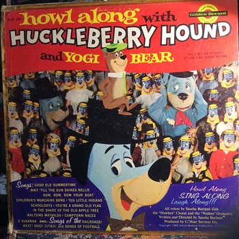 You ain't nothing but a hound dog  - Records