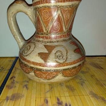 Vintage Native American Pottery - Pottery