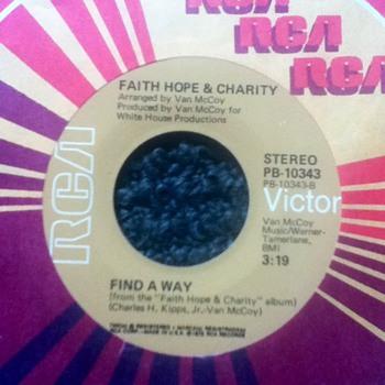 Van McCoy 45 Record - Records