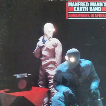 Manfred Mann's Earth Band....On 33 1/3 RPM Vinyl Format - Records