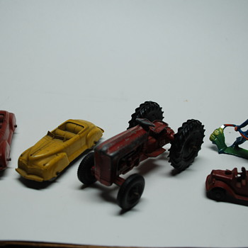 New Find Tootsie Toy Lot? - Model Cars