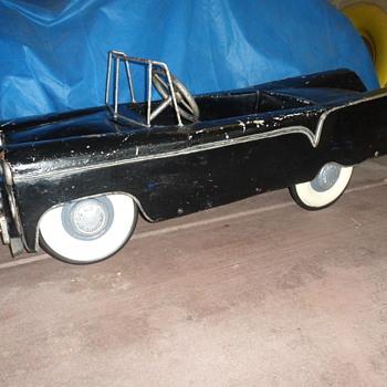 Mystery Solved - Model Cars