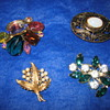 Some of my Favorite Vintage Brooches