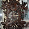 Large Black Forest Cuckoo Clock - Good Carving