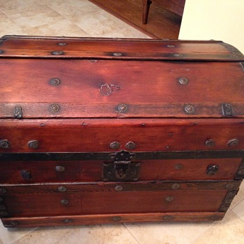 Goodwill Trunk - Furniture