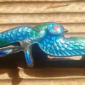 Bird Brooch - Fine Jewelry