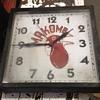 Antique Makomb clock