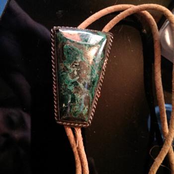 Lovely vintage gem necklace  - Fine Jewelry