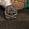 World War II 50 special grade assault Badge