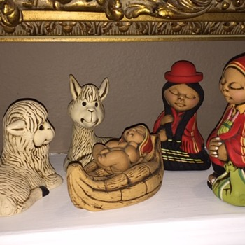 A Special Nativity & My Family - Christmas