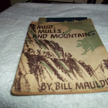 BILL MAULDIN  BOOK - Books