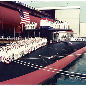 USS Kentucky SSBN 737 - Military and Wartime