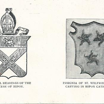ST WILFRID'S THREE ESTOILES (OR) - Postcards