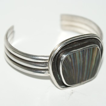 Sterling Cuff Bracelet - Fine Jewelry