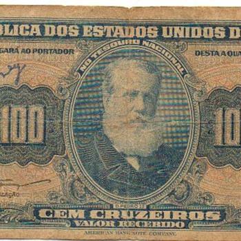 Brazillian Money ? - Paper