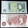 old british banknotes-1960s/70s/80s.