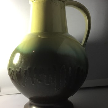 Vintage large jug  - Pottery
