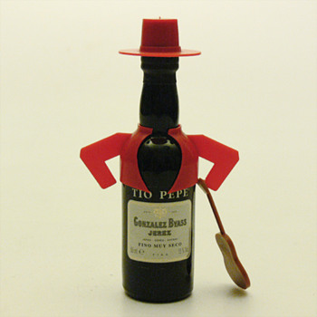 TIO PEPE miniature bottle - Bottles