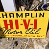 Champlin Oil Sign