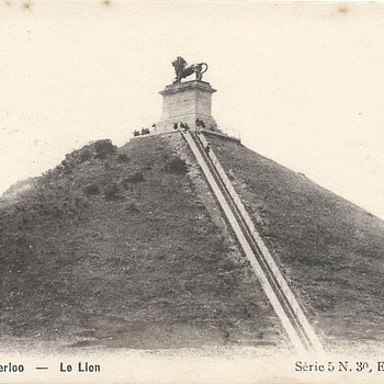WATERLOO - LE LION - Postcards