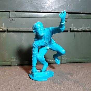 "Marx 6"" Figure Universal Monster Hunchback of Notre Dame 1960s - Toys"