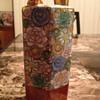 vintage whistling sake decanter