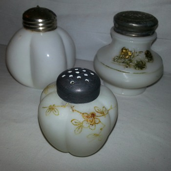 Trio of Shakers - Kitchen